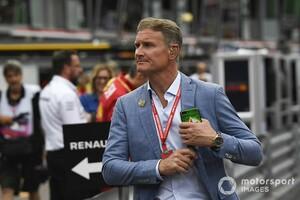 F1に足りないのはスペースXのワクワク? 元F1ドライバーのデビッド・クルサード、新規定を不安視