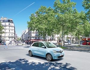 イメージはパリの夏空! 「ルノー・トゥインゴ」の限定車、「シエル」が発売