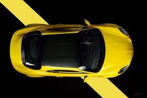 【始動】アルピーヌA110カラーエディション 毎年変わるテーマ色 2020年は「黄」