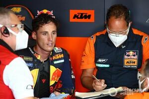 【MotoGP】KTM、チェコGPの初優勝に「彼の尽力あってこそ」とエスパルガロ弟に感謝