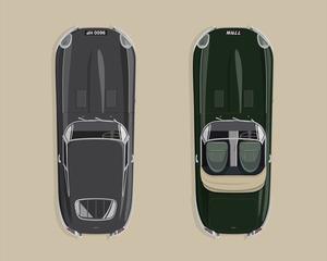 ジャガーが伝説的スポーツカーの「Eタイプ」60周年に向けて特別な復刻モデルを製作中!