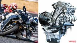 ホンダCBR1000RR-Rエンジンマニアック解説#1:シリンダーボア拡大の事情