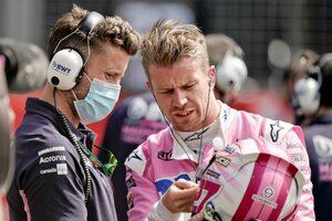 F1スペインGPにペレスが出場も、ヒュルケンベルグはADAC GTマスターズ出場を断念