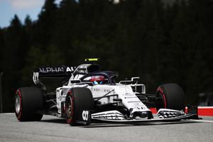 「あと1周走らせてくれ」ガスリー、ブレーキ温度上昇によるリタイアの危機から入賞果たす/F1オーストリアGP