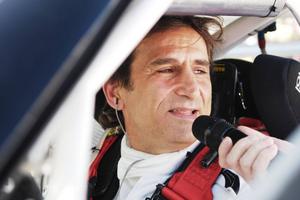 元F1ドライバーのザナルディが3度目の手術を終える。心肺や代謝は安定も、未だ昏睡状態に