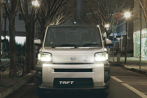 【TAFT 9位に】6月の「軽」販売ランキング、タフトは5079台 2020年の上期シェア、ダイハツ首位に