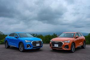 「Q3」が8年ぶりのフルモデルチェンジ!アウディ初のコンパクトクロスオーバーSUV「Audi Q3 Sportback」登場