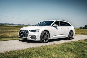 ABTスポーツライン、「A6 オールロードクワトロ」のエンジンアップグレードプログラムを発表