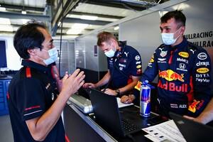 F1新様式にも不安なし! テストで走行したレッドブルのアルボン「ドライバー的には大差ない」