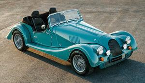 新型モーガン「PLUS FOUR」が日本での販売をスタート。車両価格は1155~1188万円に設定