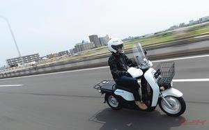 最新電動スクーターは「電欠」までどれくらい走れる? ホンダ・ベンリィe:IIプロで限界走行に挑戦!