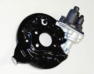アドヴィックス、電動パーキングブレーキ付きドラムブレーキ ダイハツ「タフト」採用