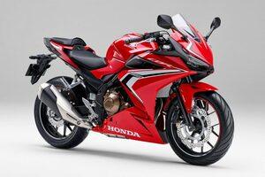 ホンダ『CBR400R』のロゴデザインが変更。最高峰モデルと共通にすることでシリーズの世界観を強化