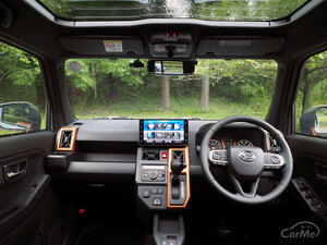 ダイハツ タフトのインテリアコーディネートは雰囲気作りが完璧!ただしシート性能には課題あり【新型車インプレッション2/4】