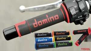 ドミノ グリップA450レーシングタイプ試用インプレ【適度なグリップ力でスポーティに】