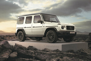 特別カラーの2モデルが追加! 「メルセデス・ベンツGクラス」に「マヌファクトゥーア・エディション」が登場