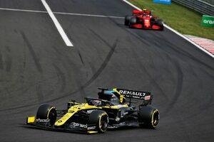 「現時点ではルノーF1の方がフェラーリよりも速い」とリカルド