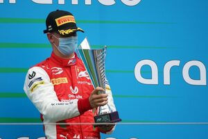 フェラーリ代表、ミック・シューマッハーのパフォーマンスを評価も「F1昇格にはさらなる進歩が必要」