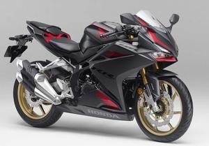 エンジンのパワーアップなどでスポーツ性が向上! 「ホンダCBR250RR」がマイナーチェンジして9/18に発売!