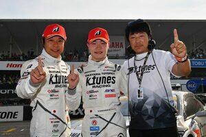 スーパーGT:阪口晴南がGT500クラス参戦、それに伴い脇阪薫一がGT300へ復帰