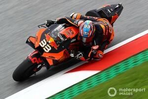 【MotoGP】前戦優勝のブラッド・ビンダー初日16番手に「完全に方向を見失っていた」一方で焦りはないとも語る