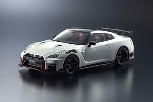 完売必至! 京商SAMURAI最新作は筑波最速の日産GT-Rニスモ2020年モデル