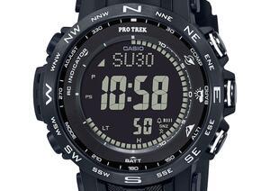 【腕時計】高機能で価格も魅力的! プロトレックの新型アウトドアウォッチ「PRW-30」はバイク乗りとの相性もいい!