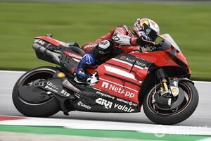 """【MotoGP】ドゥカティ、ドヴィツィオーゾの将来はオーストリア連戦後に決定。ホルヘ・ロレンソ起用も""""匂わせ""""?"""