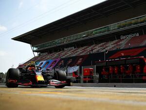 """第6戦スペインGPフリー走行、フェルスタッペンが""""ロングランはいける!""""と手応えを口にした【モータースポーツ】"""