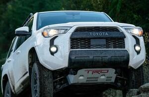 ハイラックスサーフが生き残っていた! トヨタ北米専売SUV「4ランナー」日本発売熱望!