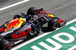 いざ連勝へ! レッドブル・ホンダのフェルスタッペン、F1スペインGP初日はメルセデス勢に次ぐ3番手「決勝の展開は誰にも予測できない」