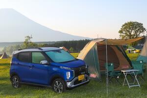 なぜSUVじゃない? いまキャンプ場が軽自動車で賑わうワケ