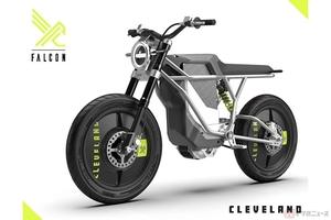 クリーブランド・サイクルワークス「ファルコン」 シンプルな外観の米国製電動バイクが登場