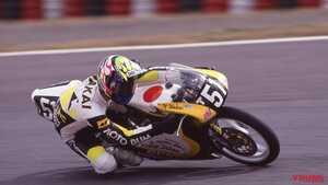 世界GP王者・原田哲也のバイクトーク Vol.33「僕を世界GPに呼んだ親友、若井伸之くん」