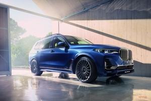 【最大のアルピナ】アルピナXB7、BMW X7(G07)がベース 4.4L V8ビターボは621ps 2498万円
