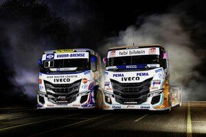 ETRC:IVECOが2020年型『S-WAY Racing trucks』を投入。王者ハーン含む2チームに供給へ