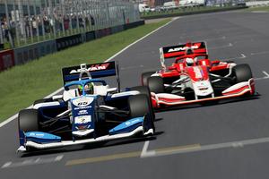 JAF公認のeモータースポーツレース開催! SFドライバーたちが大激闘!