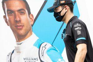 2020年F1唯一のルーキーであるラティフィ「デビュー戦がオーストリアに変更されたことは助けになる」