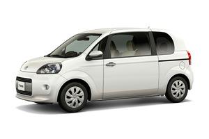 トヨタ「ポルテ」「スペイド」に安全・安心装備を充実させた特別仕様車