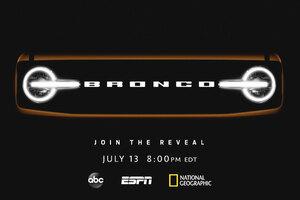 【予告画像】フォード・ブロンコ新型 ディスニー系TV放送で発表へ ショートムービーで披露
