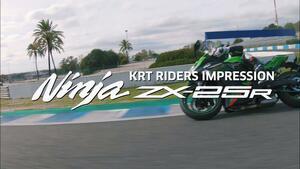 【速報】ジョナサン・レイがカワサキ「Ninja ZX-25R」を試乗インプレ! 新型250cc 4気筒スーパースポーツのフィーリングを語る