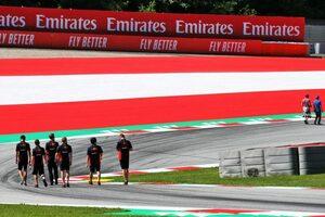 FIA、F1オーストリアGPでのトラックリミット対策を強化。ターン9、10にセンサーを設置