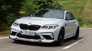 【海外試乗】BMW M2 CSは超ホットな走りを提供するサーキット志向のスポーツモデル