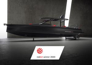 ブラバス シャドウ 900、レッドドット・デザイン賞プロダクトデザイン部門を受賞!