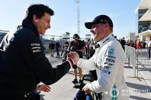 君に決めた! メルセデス代表トト・ウルフが若き日のバルテリ・ボッタスへの支援を決めた訳