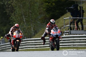 "【MotoGP】「リスクをとらせ、ミスを犯させろ!」唯一""勝った男""ロレンソの打倒マルケス術"