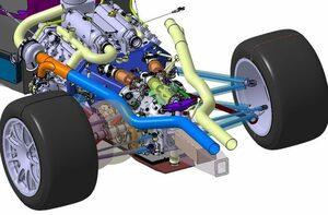 WEC:ル・マン・ハイパーカーの出力低下決定も、グリッケンハウスはピポ・モチュール使用を継続