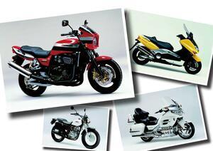 ZRXの後継機「ZRX1200R」や次世代のビッグスクーター「TMAX」も登場!【日本バイク100年史 Vol.076】(2001-2002年)<Webアルバム>