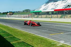 ダニエル・リカルド「ムジェロ・サーキットでF1マシンを走らせたら……興奮間違いなし!」