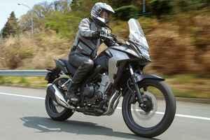 ホンダ「400X」普通二輪免許で乗れるアドベンチャー・ツアラーの魅力を簡単解説!